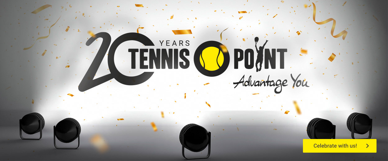 20 Years Tennis-Point
