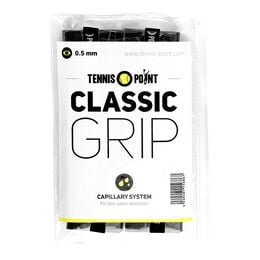 Classic Grip schwarz 12er