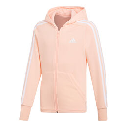 3-Stripes Full-Zip Hoodie Girls