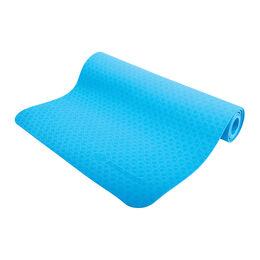Yogamatte 4mm blau