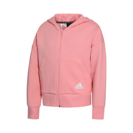 Must Have 3-Stripes Full-Zip Hoodie Girls