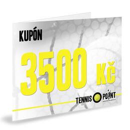 Kupón 3500 Kc
