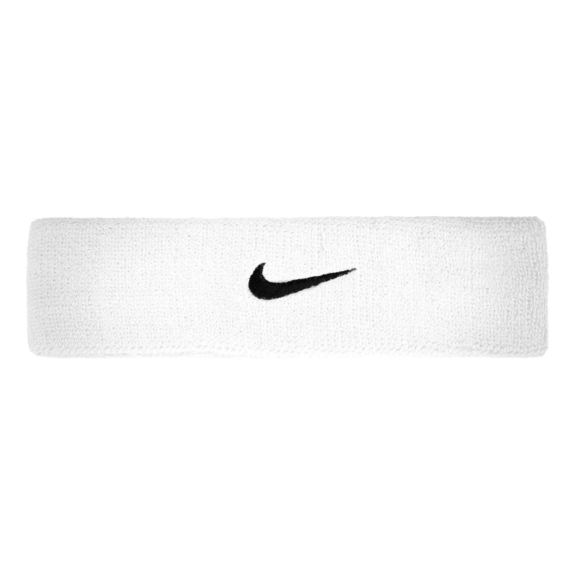Nike Swoosh Headband Čelenka - Bílá 876272126e