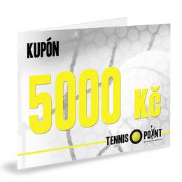 Kupón 5000 Kc