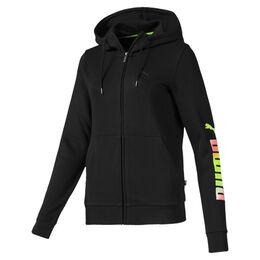 Essential Logo Hooded Jacket FL Women