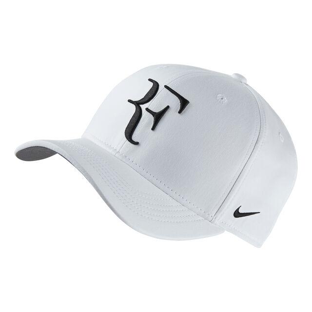a64ee9e3664 Nike Roger Federer Aerobill CLC99 Tennis Čepice Muži - Bílá