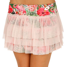Flamiflower Skirt Women