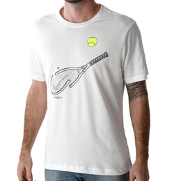 Court Dri-Fit Graphic Racquet Tee Men