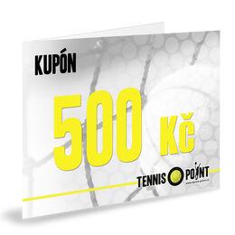 Kupón 500 Kc