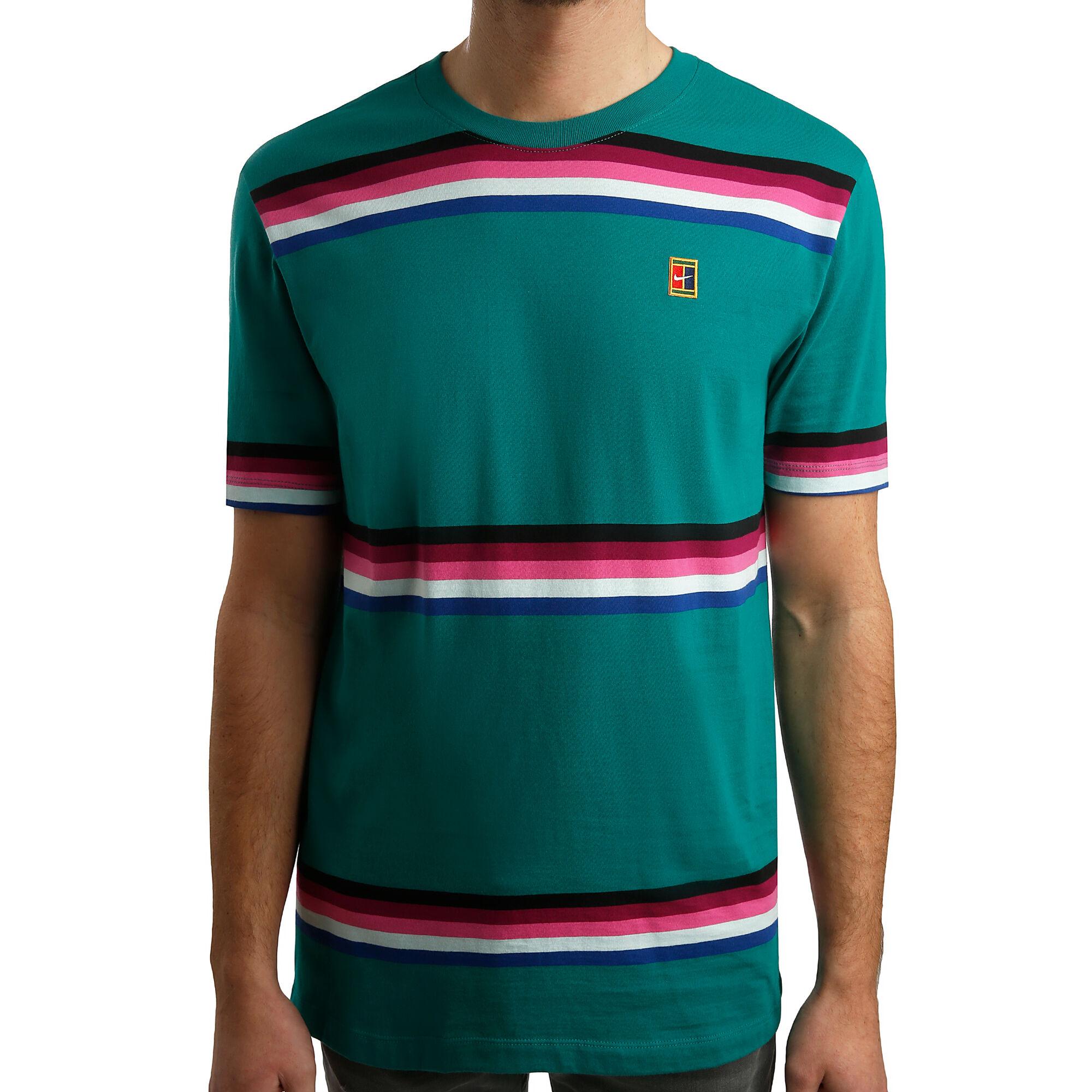 ab49357a06c9 Nike Court Tričko Muži - Zelená