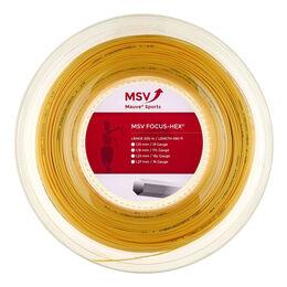 Focus-HEX 200m gelb