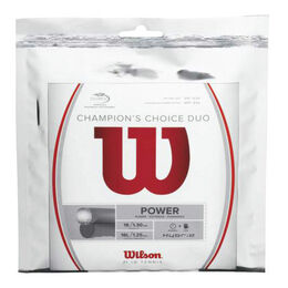 Champions Choice Duo 12,2m natur, silber
