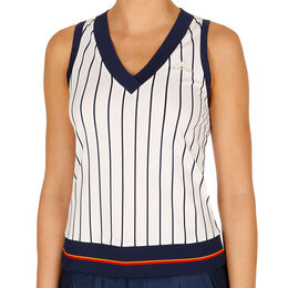 New York Striped Tank Women