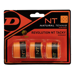 Revolution NT Tacky Overgrip orange 3er