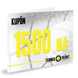 Kupón 1500 Kc