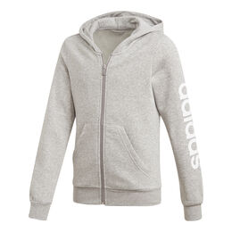Essentials Linear Full-Zip Hoodie Girls