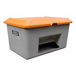 Ziegelmehl-Box m. Entnahmeöffnung 1,1 to