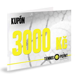 Kupón 3000 Kc