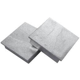 Deckel für Bodenhülsen vierkant